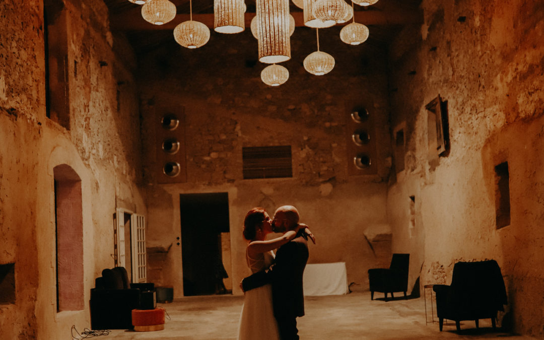 Un mariage inspirant en Septembre à Cavaillon