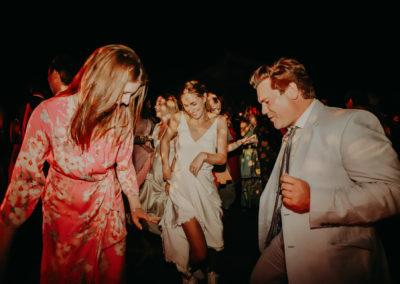 mariage boho chic anglais destination wedding south of france maélys izzo